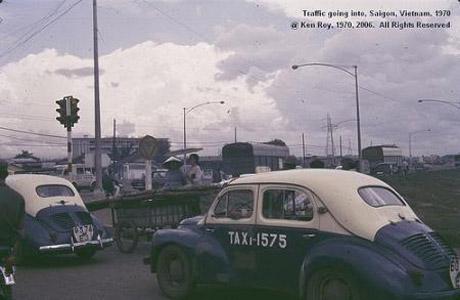 Xe hơi của Sài Gòn những năm 70 ảnh 8