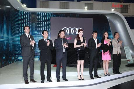 Năm 2012 vừa qua chính là sự thành công của Triển lãm ôtô Việt Nam