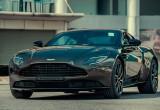 Cận cảnh Aston Martin DB11 V8 phiên bản Kopi Bronze tại Việt Nam